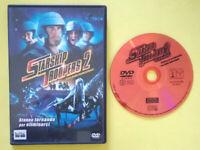 DVD Film Ita Fantascienza STARSHIP TROOPERS 2 Eroi Della Federazione no vhs (T4)