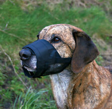 Muzzle with Net Insert Fully Adjustable Medium Dog Muzzle M