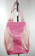 Nike Women's Gym Club Training Duffel Bag Beach Tote Bag Pink Large
