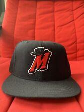 Vintage High Desert Mavericks New Era 7 1/8 Fitted Hat Cap Minor League 5950