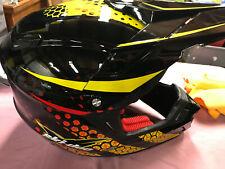 Ski-Doo XP-3 Pro Cross Dash Helmet H  - 2XL Yellow 4482561410