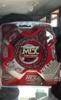 MTX STREETWIRES KIT CAVI PROFESSIONALE ALIMENTAZIONE RCA AMPLIFICATORE SPL