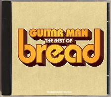 BREAD CD Guitar Man - The Best Of David Gates 2017 NEW