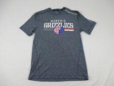 NEW Fanatics Memphis Grizzlies - Men's Blue Short Sleeve Shirt (M)