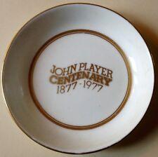 Vintage John Player Centenary Royal Worcester Dish 1977