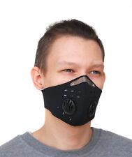Biker Motorrad Mask Maske Gesichtsschutz anti smog Gesichtsmaske Staubschutz