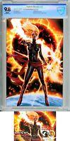 Captain Marvel #12 - 1st Dark Captain Marvel - Anacleto Virgin Ex. - CBCS 9.8!
