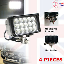 4X45W LED Work Spot Light Bar Flood Beam Offroad TRUCK Boat 12V 24V/ 48w
