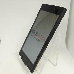 MLS iQTalk Flame (8GB) Black IQ1502a (Unlocked) 8GB Android Smartphone