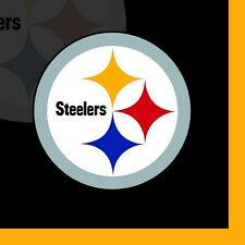 NFL PITTSBURGH STEELERS SMALL NAPKINS (16) ~ Birthday Party Supplies Serviettes