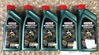 5 LITRI OLIO MOTORE CASTROL 5W-20 FORD FIESTA 1.0 ECOBOOST DAL 16>START AND STOP