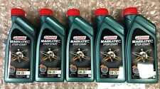 5 LITRI OLIO MOTORE CASTROL 5W-20 FORD FOCUS 1.0 ECOBOOST DAL 12>START AND STOP