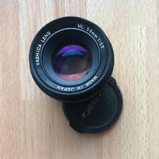 Yashica ML 50mm 1.7, Contax/Yashica