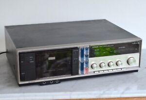Vintage LUXMAN KX-101 Stereo Cassette Deck. Ultimate Fidelity. Needs Belt. RARE