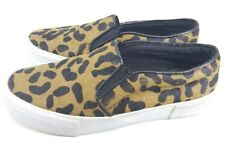 Steve Madden X The Blonde Salad NYC Collab, Leopard Slip On RARE womens 8 shoe