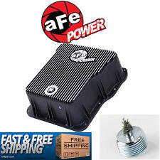 aFe POWER 46-70072 Transmission Pan Cover Allison A1000 01-16 Duramax 6.6L