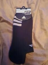 Adidas socks Rare Premier large Black no show