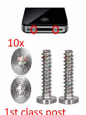 5-Point Star Pentalobe Bottom Screws x 10 For iPhone 4 4S 4G GSM CDMA