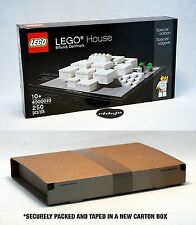 Special Edition LEGO HOUSE Set 4000010 Architecture & Minifigure