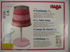 HABA - 7556 - lampe de chevet pour enfant PIA