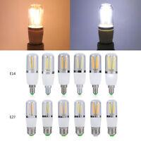 3W/ 4W/ 6W E14/E27 12V LED Chandelier Light Lamp Filament Bulb Retro Corn Style