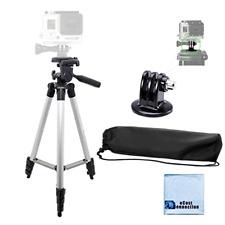 "Gopro Hero 8 7 6 5 Camera Pro Tripod Mount Bubble Level Aluminum Alloy 50"" Long"