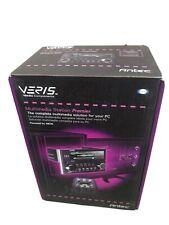 New Antec 30126 VERIS Premier Multimedia PC Audio Station With Remote