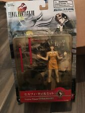 Final Fantasy VIII Selphie Tilmitt  Bandai Extra Soldier Action Figure New