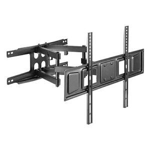 Full Motion TV Wall Mount for Samsung Vizio Sharp LG TCL 47 50 55 60 65 70 75 80