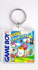 KIRBY'S DREAM LAND 2 NINTENDO GAME BOY KEYRING LLAVERO