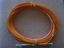 FIBER OPTIC CABLE LC/LC 10M DUPLEX LC-LC 35 FT AMPHENOL