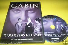 DVD TOUCHEZ PAS AU GRISBI AVEC JEAN GABIN LINO VENTURA