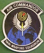 U.S. Air Force 14th Weapons Squadron Air Commandos Patch