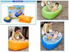 Mambo Baby Inflatable Bath Tub *FREE: Leg Pump!