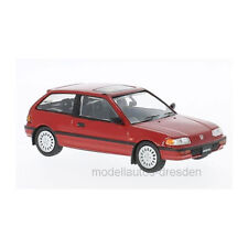First: 43 f43042 HONDA CIVIC rouge échelle 1:43 Voiture Miniature Neuf! °