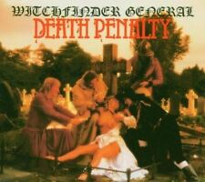 Witchfinder General - Death Penalty NEW CD