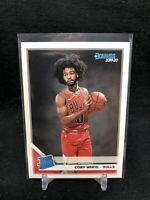 Coby White 2019-20 Panini Donruss Rated Rookie #206 Rookie Card F47