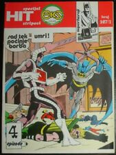 Batman / Eks Almanah 147/1 / Yugoslavia 1978 / Plastic Man / Green Arrow
