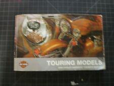 New ListingHarley-Davidson Owner'S Manual 2008 Touring Models 99466-08 Used