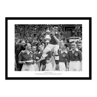 Portsmouth FC 1939 FA Cup Final Team Photo Memorabilia (681)
