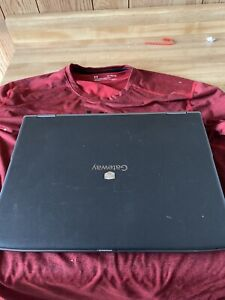 Gateway MA7  Laptop For Parts Untested No Charger