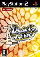 Dancing Stage Fever Sony PlayStation 2 (2003) PlayStation Video Games New
