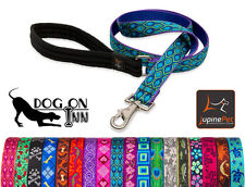 Lupine 6' Dog Leash for Med to XL Dogs.  Lifetime guarantee! Padded Handle