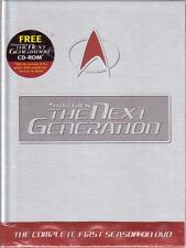 2 DVD BOX SETS - STAR TREK THE NEXT GENERATION TNG - Seasons 1 & 2 NEW 13 Discs