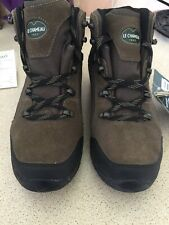 Le chameau Walking/hiking Boots Size 6.5 New With Tags