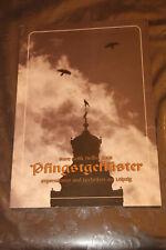 Pfingstgeflüster - Wave Gotik-Treffen 2008 - Impressionen und Gedanken aus Leipz