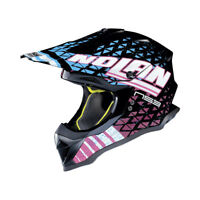 CASCO CROSS NOLAN N53 DISSOLVENCE - 40 Metal Black TAMAÑO S