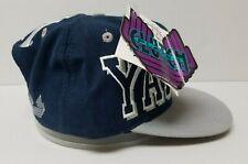 New York Yankees Snapback Hat Vintage Drew Pearson Big Logo New w Tags Rare