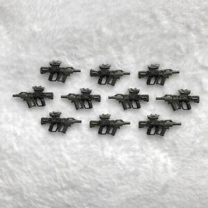 Mega Bloks Construx Call of Duty 10 Assault Rifle weapons guns lot *New Unused*