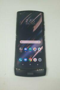 Motorola Moto Noir Razr 2019 XT2000-2 (EE eSIM ONLY) 6GB+128GB Black Smartphone